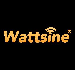 Wattsine logo